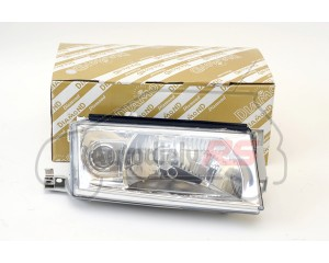 Svetlomet, svetlo predné PRAVÉ Octavia I, po facelifte, s motorom + žiarovka