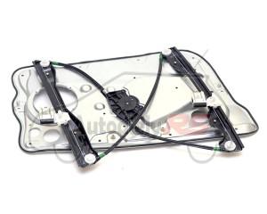 Spúšťač, zdvíhač, mechanizmus skla predné, ľavé Fabia I- elektrické sťahovanie