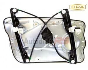 Spúšťač, zdvíhač, mechanizmus skla predné, pravé Fabia I- elektrické sťahovanie