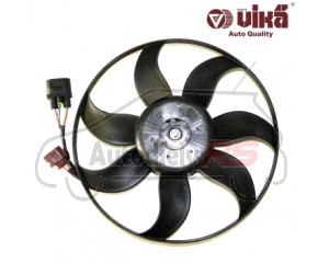 Motor, ventilátor chladenia Octavia II, Superb II, Yeti, Leon II, Altea, XL, Toledo III, Golf V, VI, Caddy III, IV, Passat, Touran
