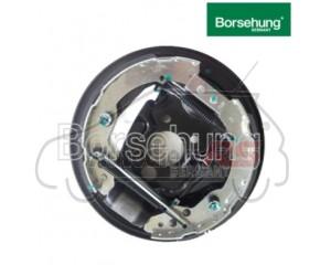 Držiak čeľustí, štít brzdy ľavý Octavia I BORSEHUNG B17912 +1J0609425C (komplet)
