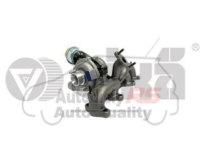 038253010S Turbo + výfukové potrubie