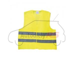 Reflexná vesta žltá XL AUTOMAX