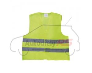 Reflexná vesta zelená XL AUTOMAX