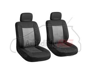 Autopoťah 2ks čierna/sivá AUTOMAX