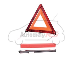 Výstražný trojuholník LOGMAN úzky