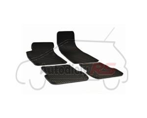 Rohož gumová Audi A4 B6/B7 2000-2005 Zubří