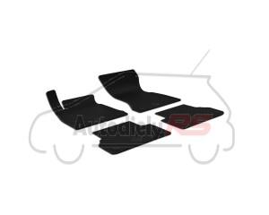 Rohož gumová Audi A4 B9 2015-, A5 B9 2016-Zubří