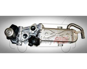 Chladič spätného vedenia splodín - EGR ventil Octavia II, Yeti, Superb II 1.6 TDI, 2.0 TDI Caddy III, IV, Golf VI, VII, Passat, Sharan, Touran  VIKA