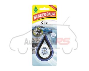 Osviežovač W-BAUM CLIP NEW CAR