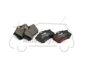 Segmenty,platničky brzdy zadné Škoda Octavia I, Fabia I, II