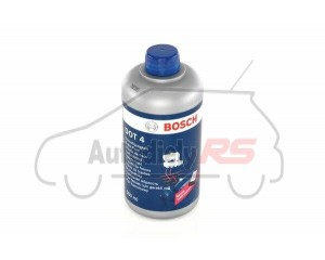 Brzdová kvapalina BOSCH DOT 4  0.5 L