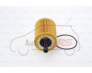 Filter oleja BOSCH Fabia I, II, Octavia II, Yeti, Roomster, Superb II TDI, Audi, Seat, VW