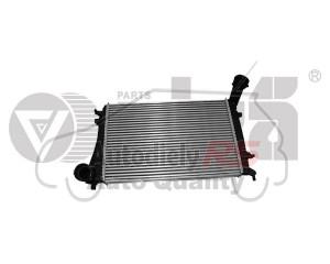Chladič vzduchu-intercooler Octavia II, Superb II, Golf V, Caddy III, Passat, Touran, Toledo III, Leon