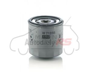 Filter oleja MANN W712/95 Fabia III, Octavia III, Rapid, Kodiaq, Karoq, Superb III, Yeti, Leon III, Ibiza IV, V,
