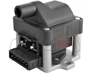 Zapaľovací modul HELLA kocka Felicia 1.3/1.6 (cievka) SEAT Alhambra, Ibiza, Cordoba, VW Golf, Passat, Touran