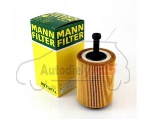 Filter oleja MANN Fabia I, II, Octavia II, Superb II,Yeti, Roomster, Audi, Seat, VW HU719/7x
