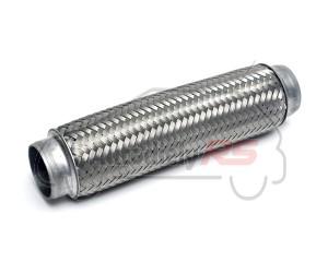 Pružný pletenec výfuku 50x230 mm