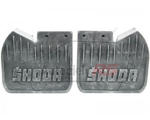 Zadné zásterky, lapače nečistôt Škoda 105, 120