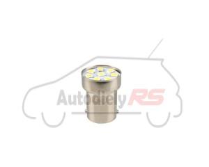 LED BA15s G18 8xSMD2835 White