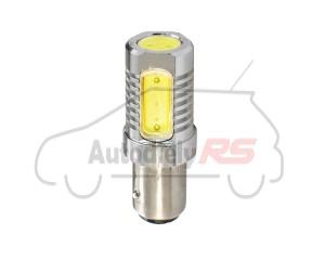 LED Blister 1ks Dioda LED X501 - Ba15s 6W - white