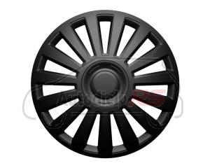 Puklice Luxury black 13 VERSACO
