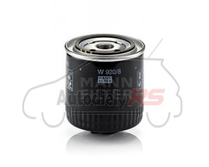 Filter oleja Felicia, Caddy, Polo 1.9 D MANN W920/8