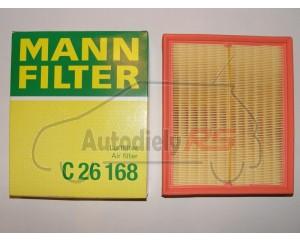 Filter vzduchu Superb I, VW Passat, AUDI MANN C26168