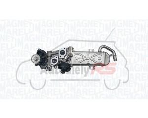 Chladič spätného vedenia splodín - EGR ventil Octavia II, Yeti, Superb II 1.6 TDI, 2.0 TDI Caddy III, IV, Golf VI, VII, Passat, Sharan, Touran Magneti Marelli