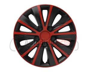 Puklice Rapide red&black 16 VERSACO