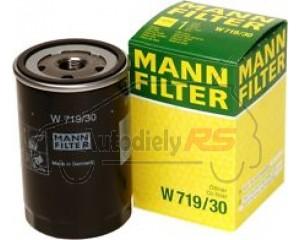 Filter oleja Octavia I, II, Fabia, Superb I, Audi, Seat, VW  MANN W719/30