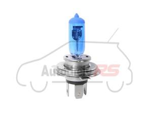 Sparco H4 12V 55W Blue B4+Blue TOP+10% Xenon