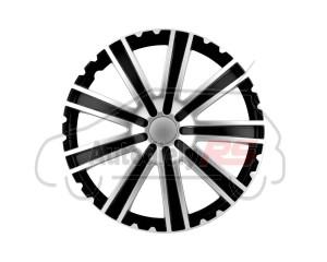 Puklice Toro black/silver 14 ARGO
