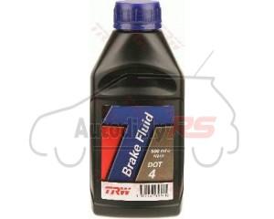 Brzdová kvapalina TRW 0.5 L DOT 4