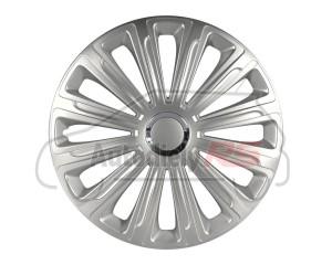 Puklice Trend RC silver 13