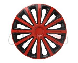 Puklice Trend red&black 13 VERSACO