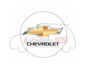 Samolepka Chevrolet 4ks disky 55mm