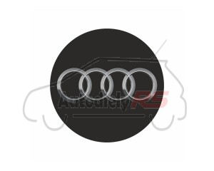 Samolepka Audi 4ks disky 75mm
