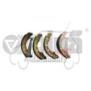 Čeľuste brzdy Fabia I, II, III, Golf II, III, Polo, Cordoba, Ibiza II, III, IV  sada 4ks VIKA